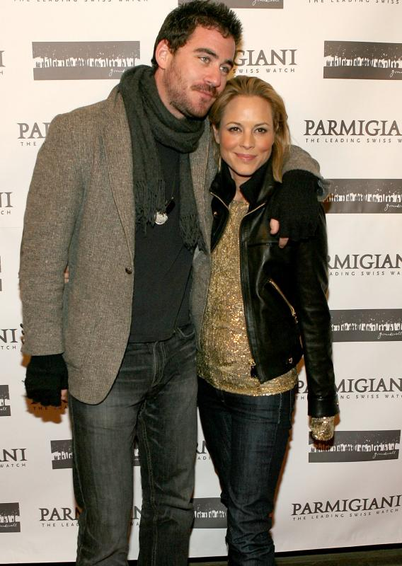 Maria Bello Snags 20-Something Fiancé
