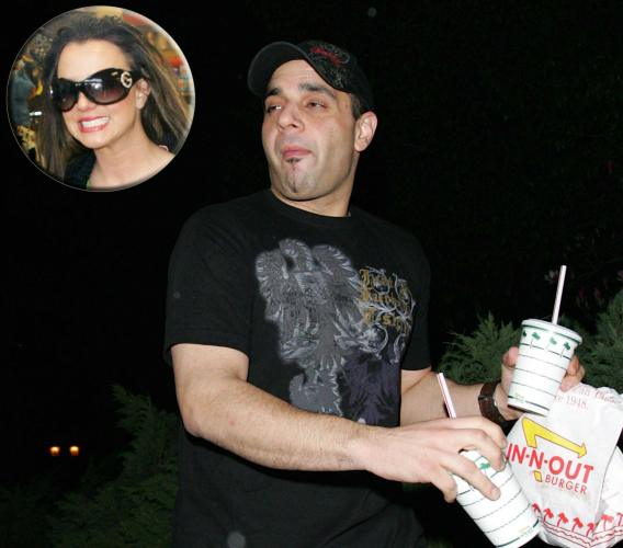 Sam Lutfi Wants His Claws in Britney Spears