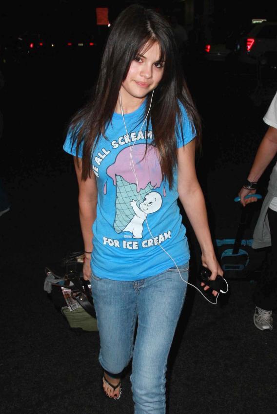 Selena Gomez Knows Her Enemy
