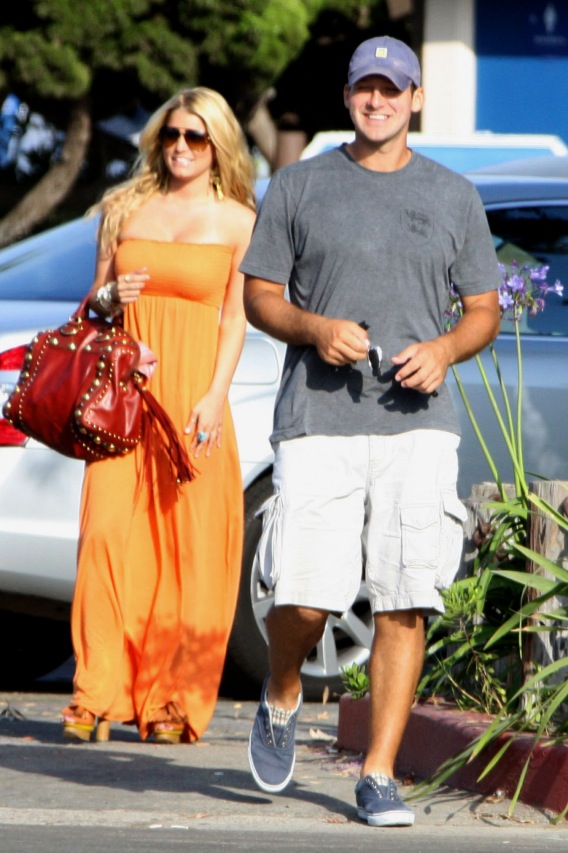 Jessica Simpson and Tony Romo: Kindred Spirits