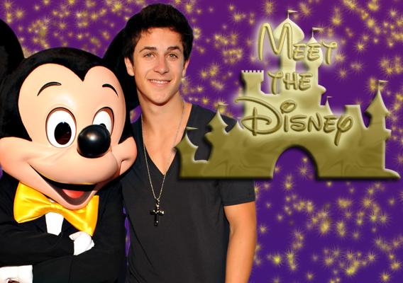 David Henrie: Meet the Disney