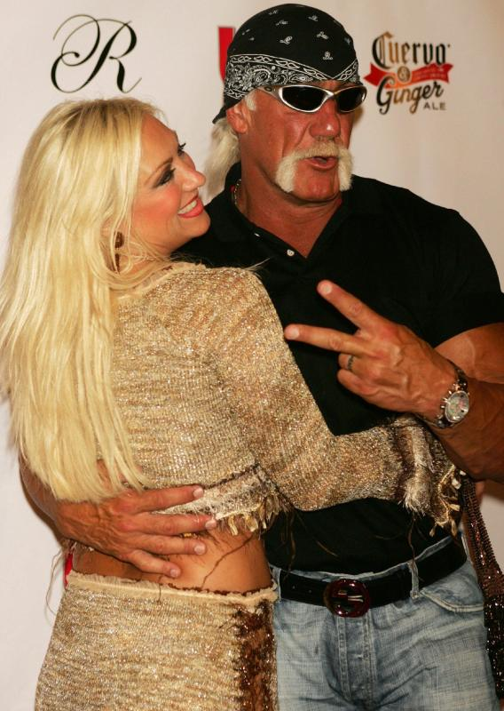 Hulk Hogan Misses Child-Molesting Wife