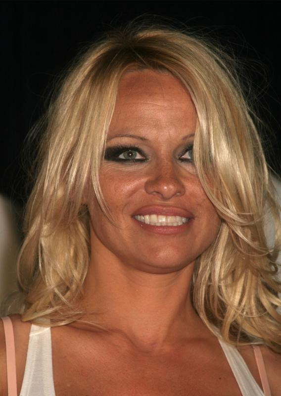 Pam Anderson: Middle-Aged Woman on the Loose