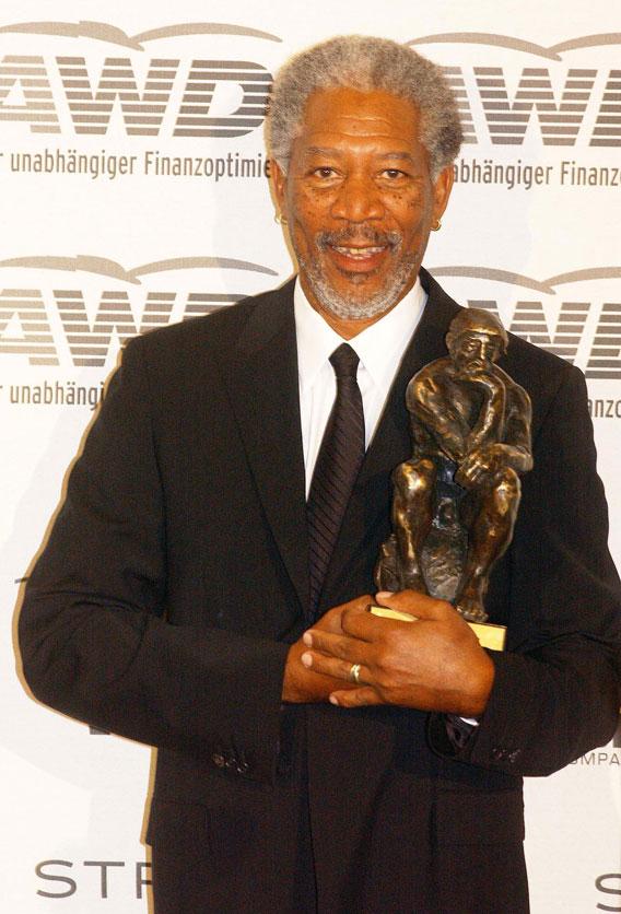 Oscar Pics: Top 10 Morgan Freeman Movies
