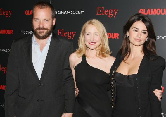 Penelope Cruz Spices Up 'Elegy' Premiere