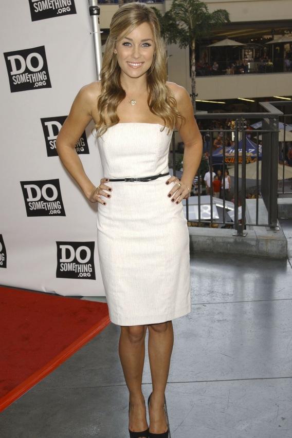 Lauren Conrad to 'Design' Emmy Dress