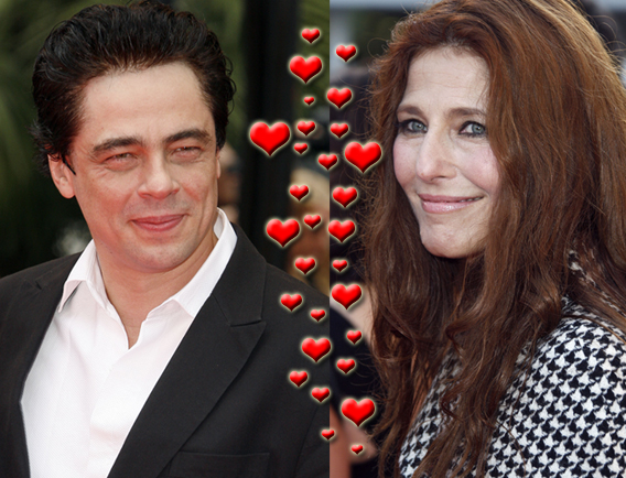 Benicio del Toro and Catherine Keener: Indie no More?