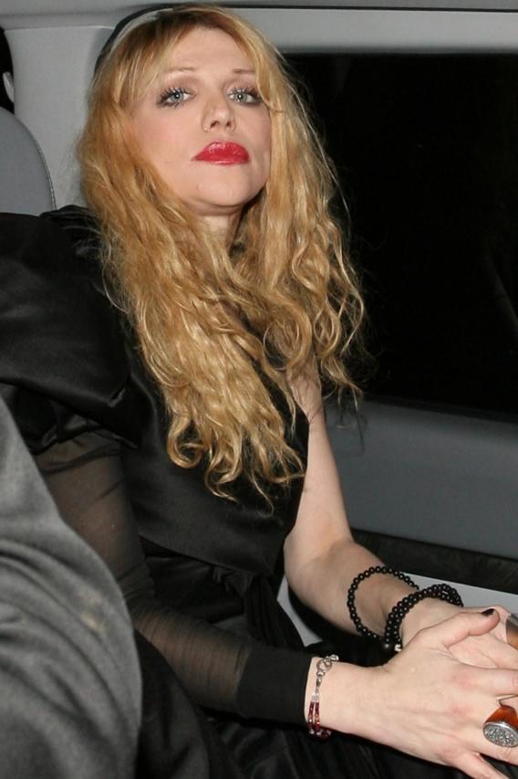 Courtney Love Quitting Music; Music Unfazed