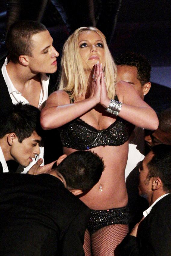 Britney Spears at the VMAs: Will She or Won't She?