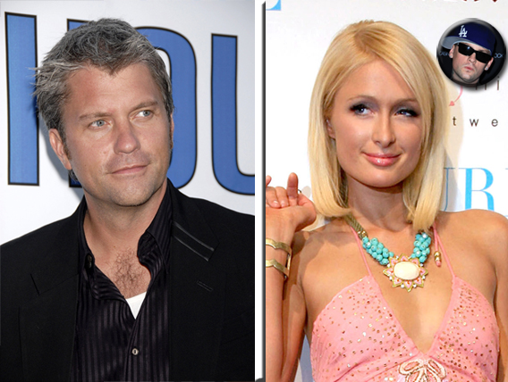 Paris Hilton, MySpace's Chris De Wolfe: Just Friends?
