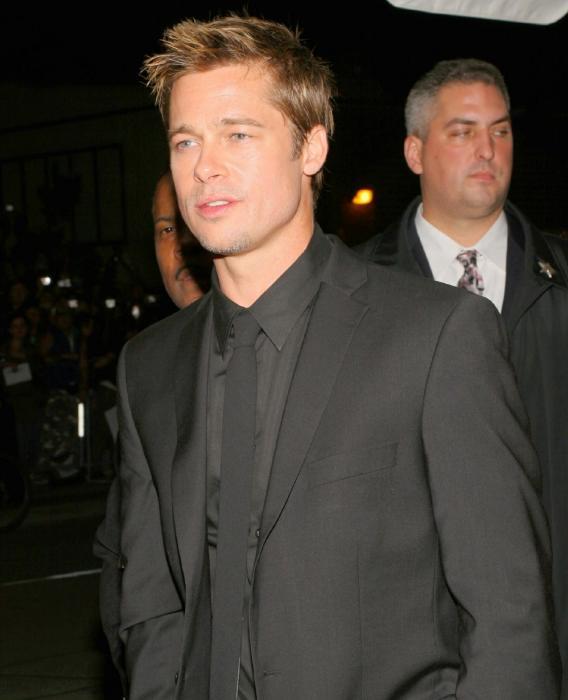 Brad Pitt's a Paid Bastard