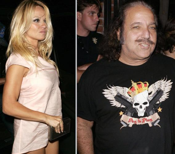 Has Pam Anderson Stooped to Ron Jeremy's Level?