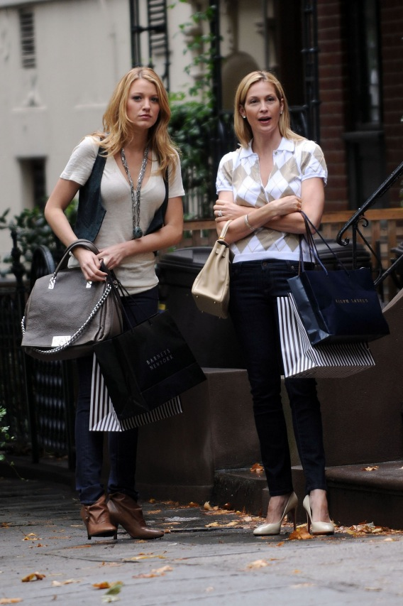 'Gossip Girl': Just Another Day on the Job