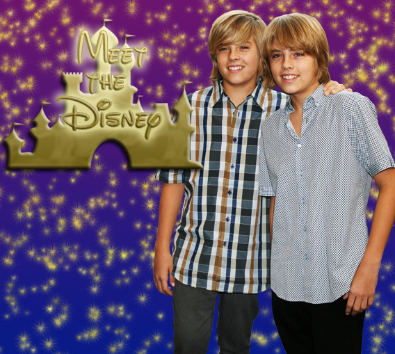 Dylan Sprouse and Cole Sprouse: Meet the Disney