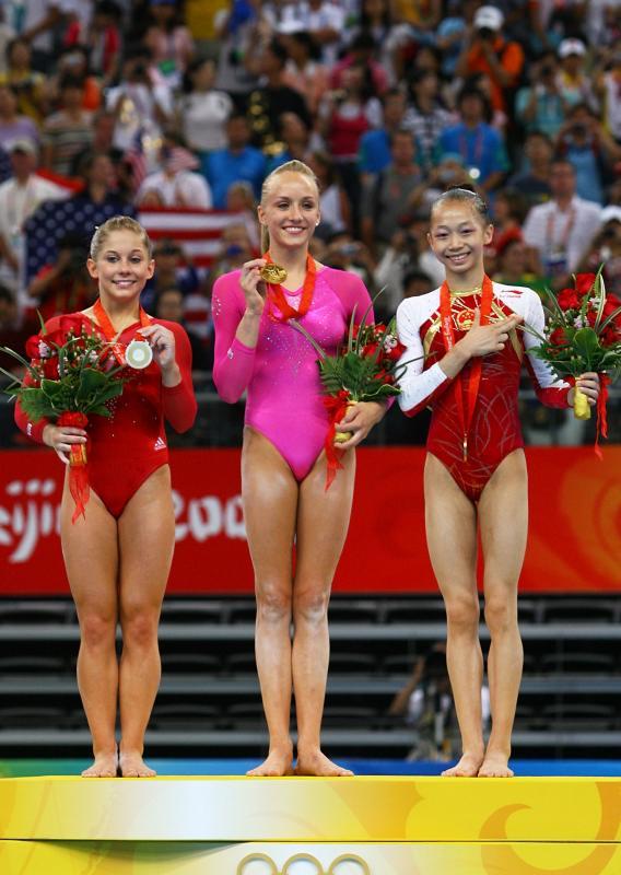 America Dominates Women's Gymnastics