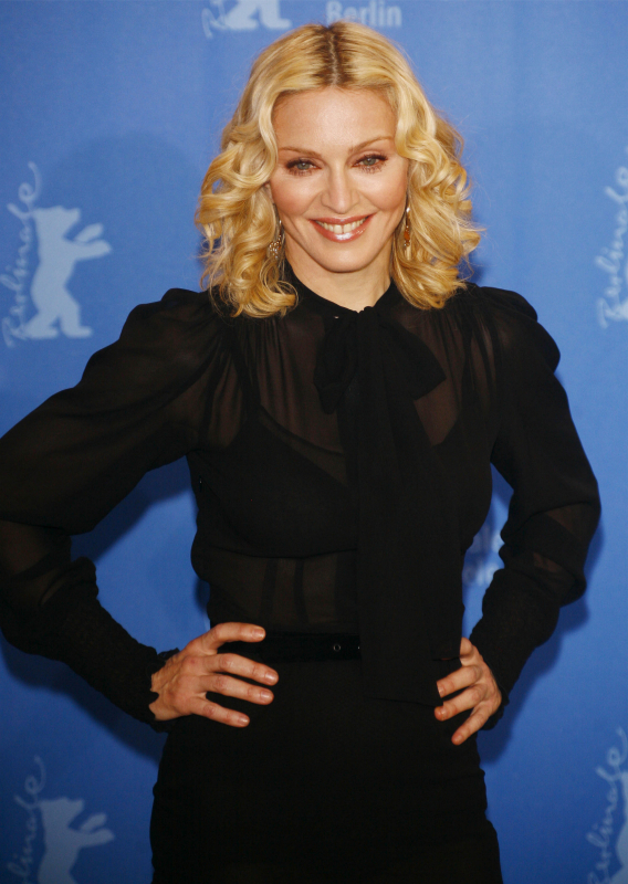 Happy 50th to Madonna!
