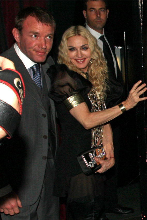 Madonna Parties Up on Her 50th