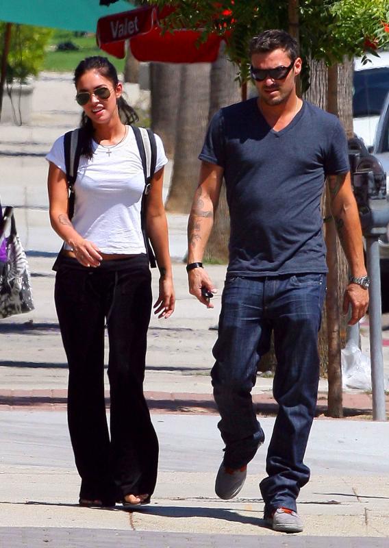 Brian Austin Green: Infuriated with Megan Fox?