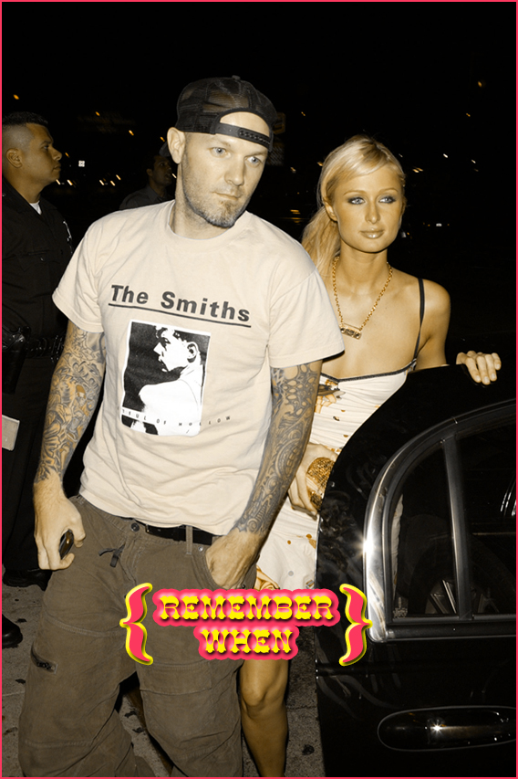 Remember When: Paris Hilton and Fred Durst Dated?