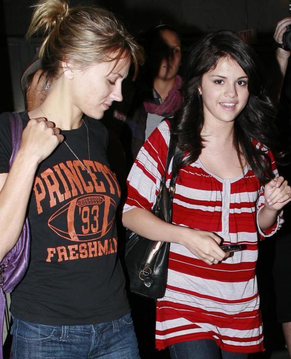 Selena Gomez's Movie Moment