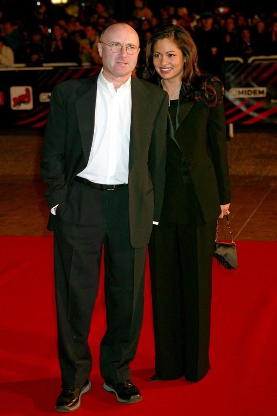 Throwing It all Away: Phil Collins' Big Bucks Divorce