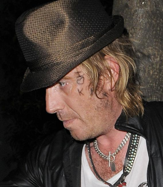 Rhys Ifans Wears His Heart on His Face