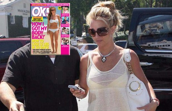 Britney Spears' Weight-Loss Secrets Revealed!