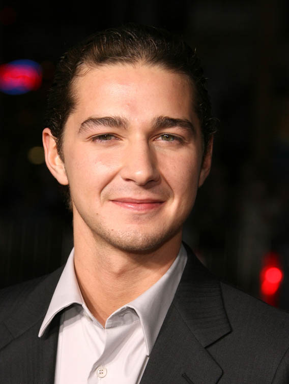 Shia LaBeouf: The Other Driver's Getting Blamed