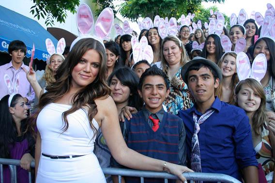 Khloe Kardashian Interviews The 'House Bunny' Stars