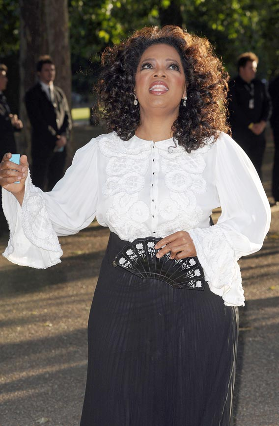 """""""O"""" No! Oprah Tired of Being On Her Mag's Cover?"""