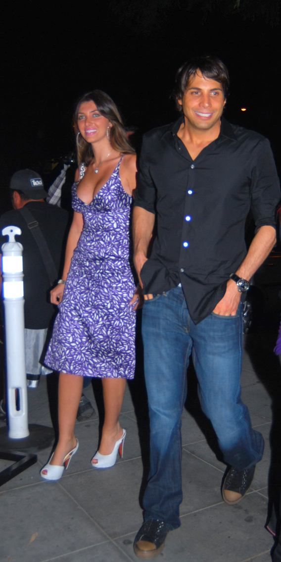 Joe Francis and Brittny Gastineau: Couple Gone Wild?