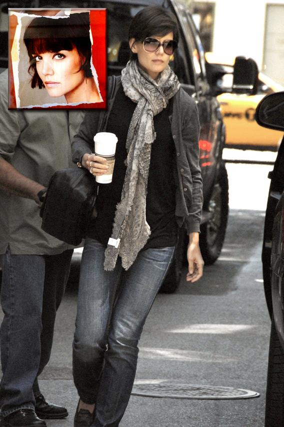 Katie Holmes: Broadway Bust?