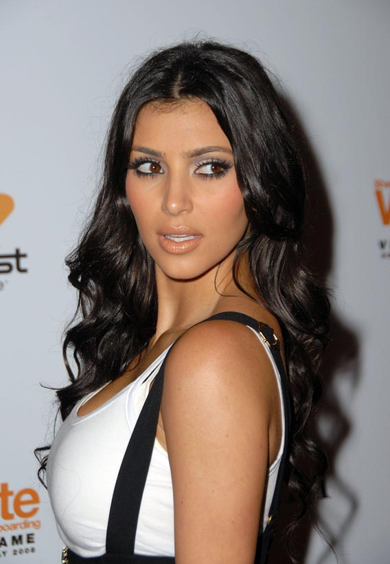 Kim Kardashian: Injured, But Still 'Dancing'