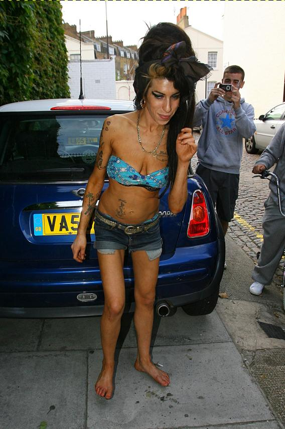 Amy Winehouse's Monster-In-Law