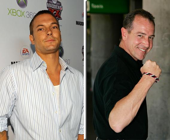 Michael Lohan and Kevin Federline: Punch Drunks
