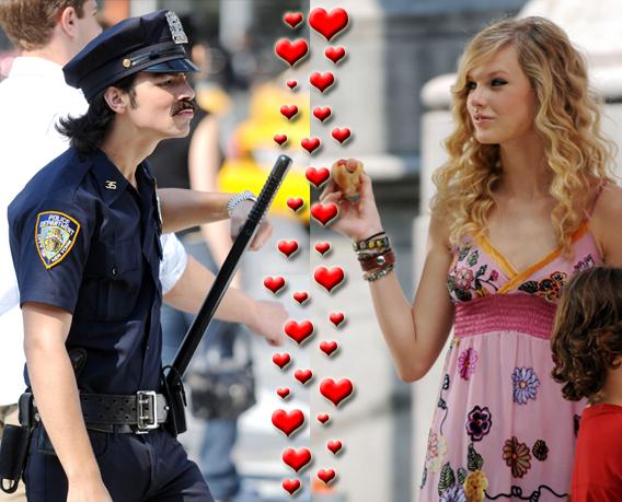 Taylor Swift Bags a Jonas
