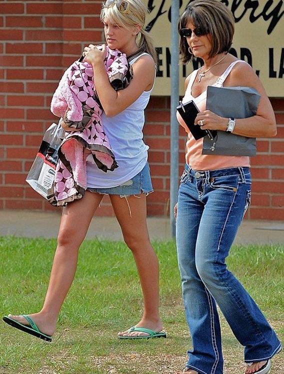 Britney Spears Wants Jamie Lynn Spears to Move In
