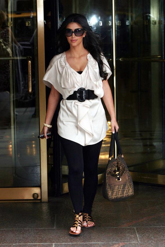 Trend Spotting with Kim Kardashian: Cinch It!