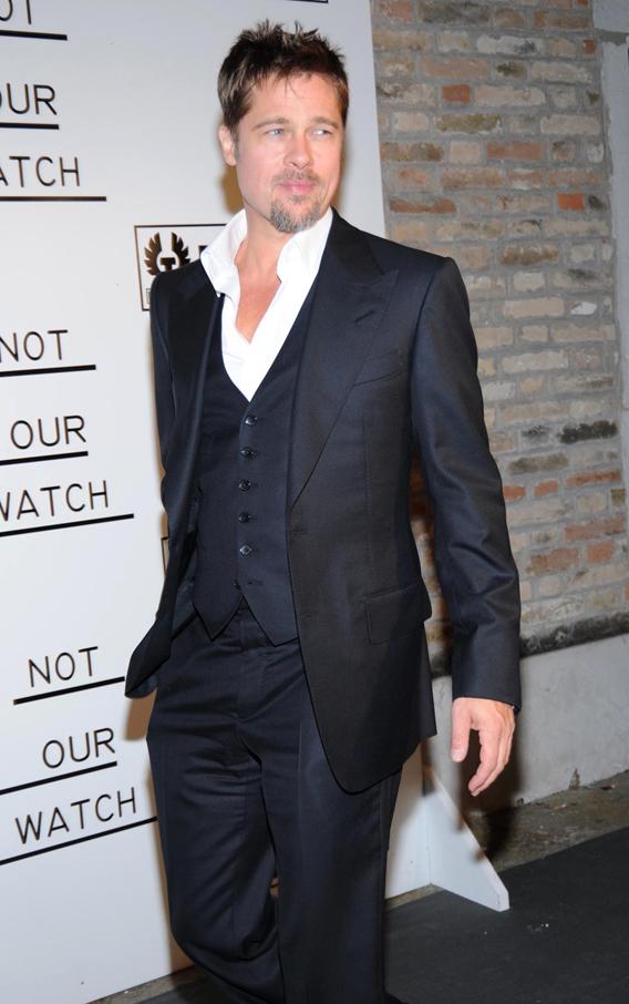 Brad Pitt Wants More Kids!