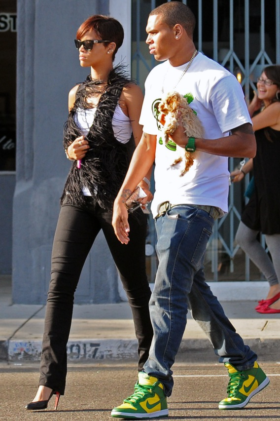 Rihanna and Chris Brown: Ready to Shack Up?