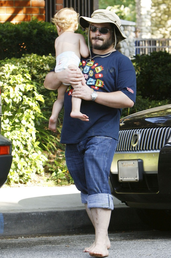 Jack Black: Cuddly Kidnapper