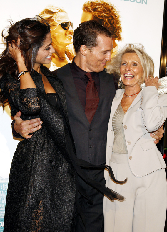 Matthew McConaughey's Dad Died Doing Mom