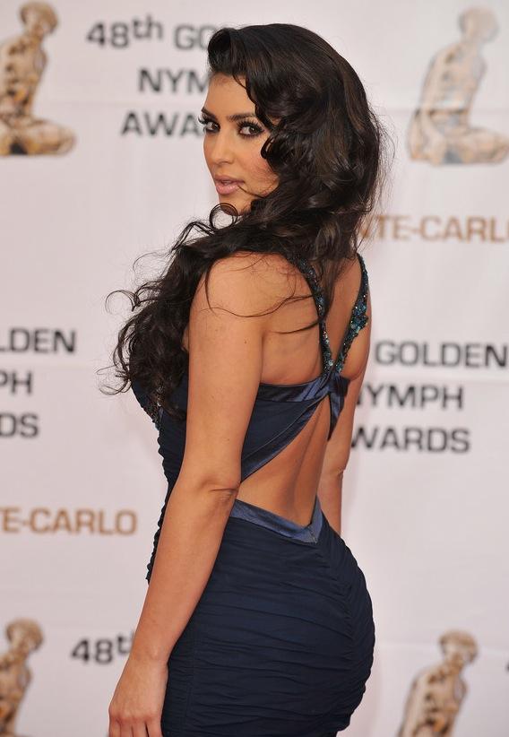 Kim Kardashian Talks Back