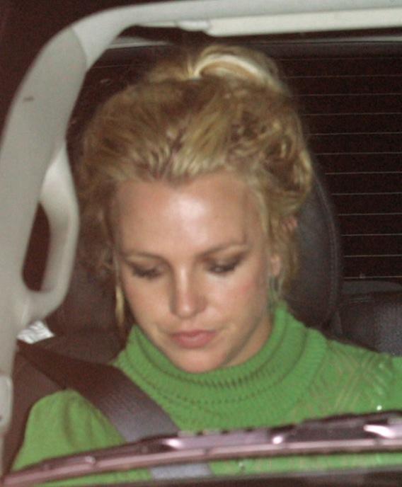 Britney Spears Is 'Under Siege'