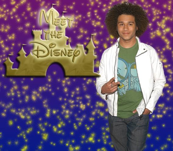 Corbin Bleu: Meet the Disney