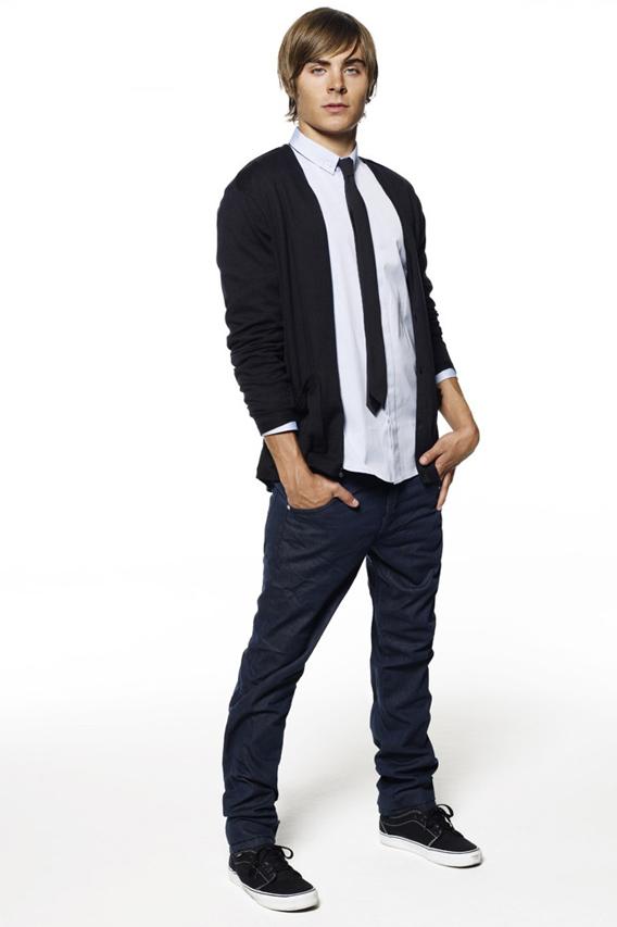 Zac Efron Glamour Pics: Smashing at Smashbox