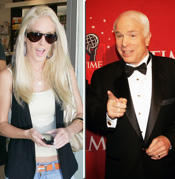 Heidi Montag's Vice Presidential Outrage