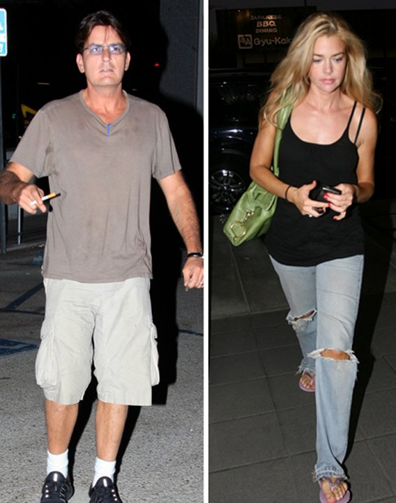 Charlie Sheen's Disappointing Birthday Surprise