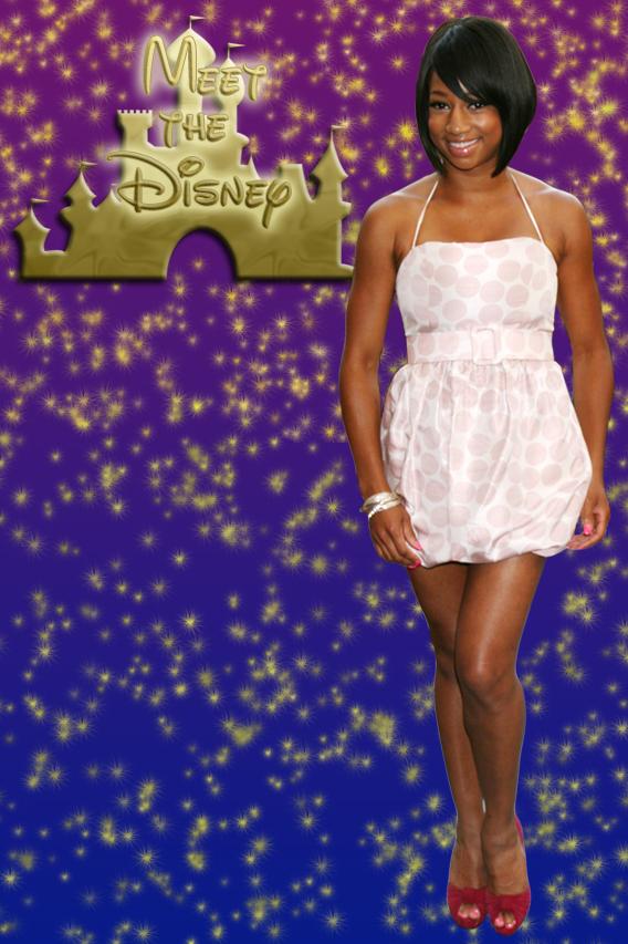 Monique Coleman: Meet the Disney
