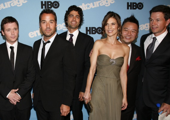 Entourage Is Back, Baby!